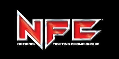 NFC #123 at District Atlanta on Saturday, January 25