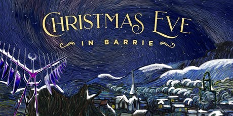 Christmas Eve in Barrie tickets