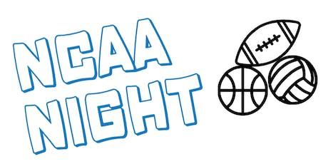 NCAA Night tickets
