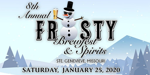Frosty Brewfest & Spirits 2020