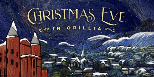 Christmas Eve in Orillia