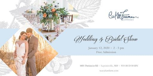 Wedding & Bridal Show hosted by Carl M. Freeman Companies