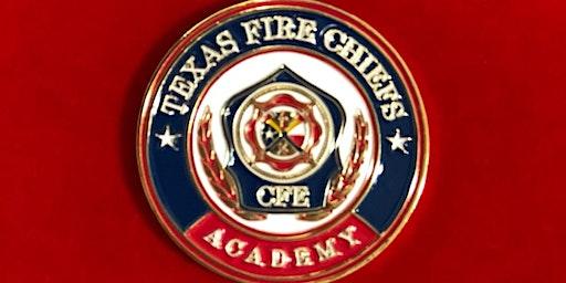 Texas Fire Chiefs Academy - Round Rock 2020