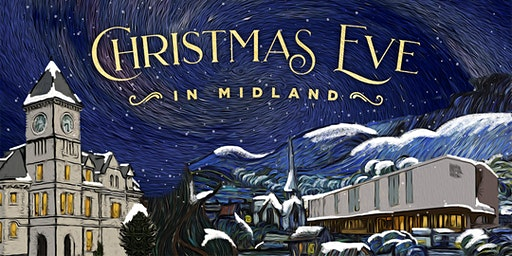 Christmas Eve in Midland
