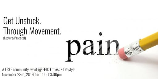 Pain Redefined - Nov 23rd