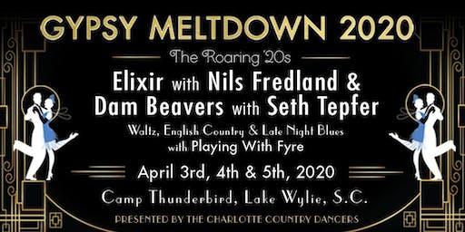 Gypsy Meltdown 2020 - The Roaring 20's