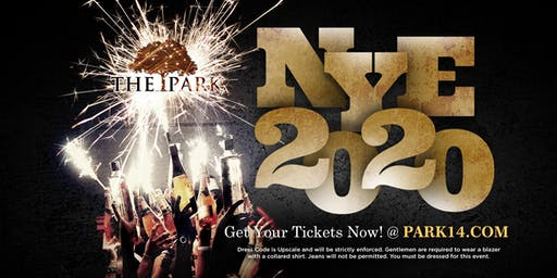 New Years Eve Party at The Park!