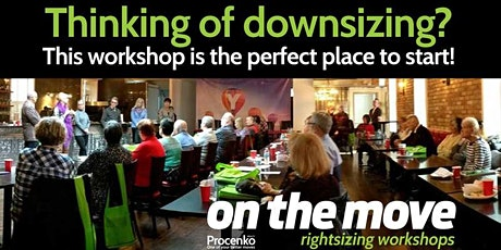 Rightsizing Workshop - Spring tickets