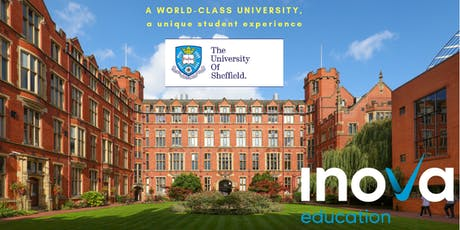 Estudia tu maestría en la Universidad de Sheffield - sesión informativa, también en línea boletos