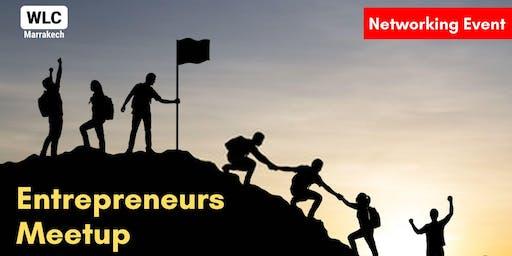 Entrepreneurs Meetup in Marrakech