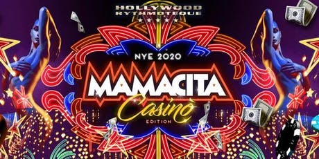 New Year's Eve 2020: Mamacita party - Hollywood Milano - 31 Dicembre 2019 biglietti