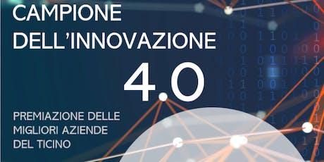 Campione dell'Innovazione 4.0 biglietti