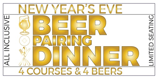 New Year's Eve Beer Pairing Dinner