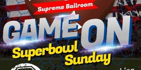 The Supreme Ballroom Superbowl Tailgate Event tickets