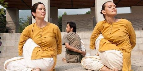 Yogasanas: Mind-Body Alignment (Isha Hatha Yoga) - *Registration Required* tickets