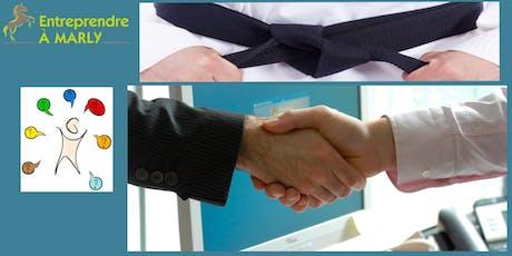 Etes-vous ceinture noire de prospection commerciale ? billets
