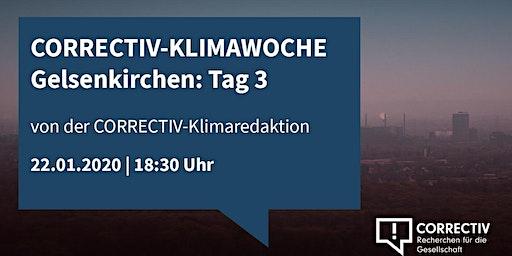 Der Pott bewegt sich (nicht...) - CORRECTIV Klimawoche Gelsenkirchen Tag 3