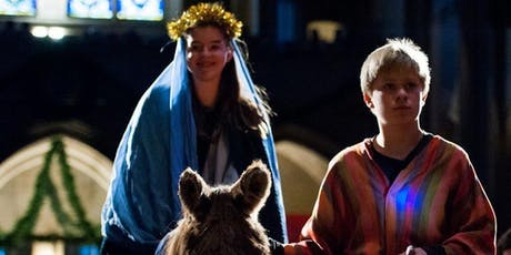 Christmas Pageant tickets