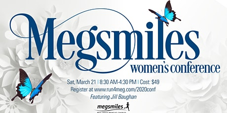 Megsmiles Women's Conference tickets