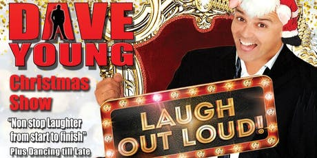 Dave Young Christmas Comedy Night tickets