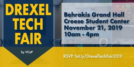 Drexel Tech Fair 2019