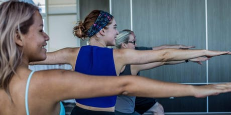 CityFlatsHotel Winter Yoga Series tickets