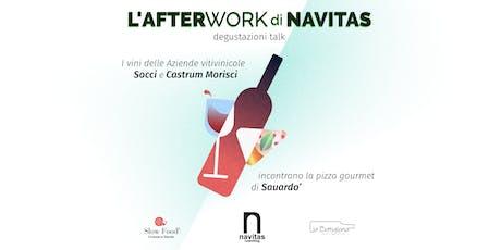 AFTERWORK di Navitas | Degustazioni talk biglietti
