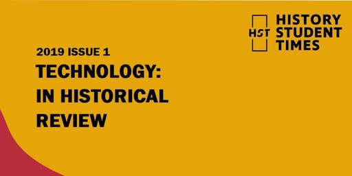 History Student Times Issue 1 Launch