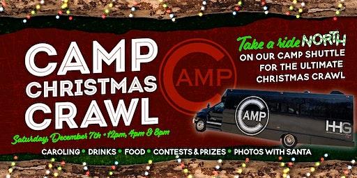 Camp Christmas Crawl