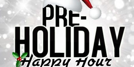 Ladies First Friday Pre-Holiday Happy Hour tickets