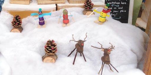Make Your Own Christmas Figures