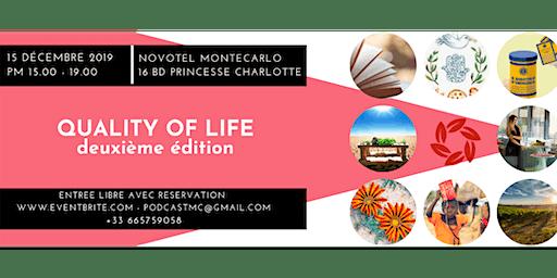 Quality of Life Deuxième édition