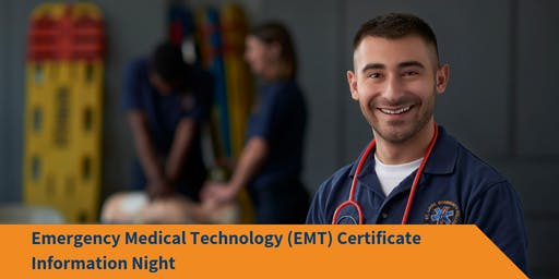 EMT Certification Information Night 2019