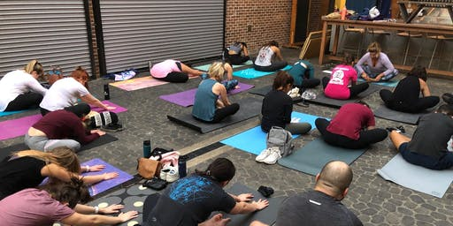 Get Twisted! CaliFlo Yoga Collective at Township