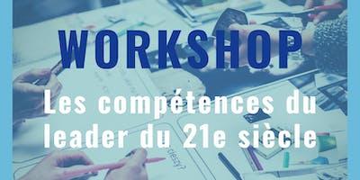 Workshop - Les compétences du leader du 21e siècle
