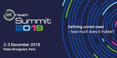 EIT Health Summit 2019