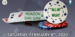 2020 Annual Moadon/Gan Gani All-In Night