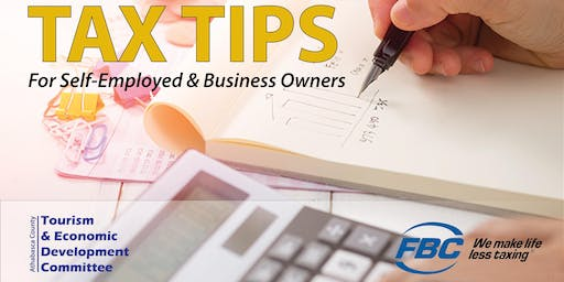 Tax Tips for Self Employed and Business Owners