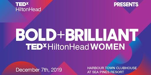 TEDxHiltonHeadWomen 2019