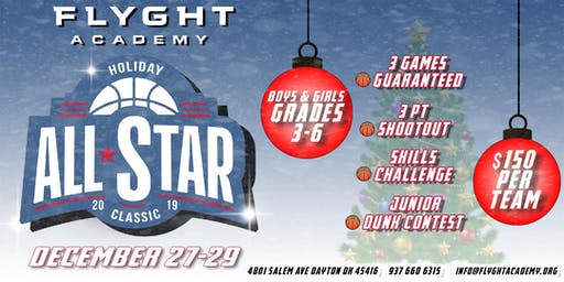 Flyght Academy Holiday All Star Classic