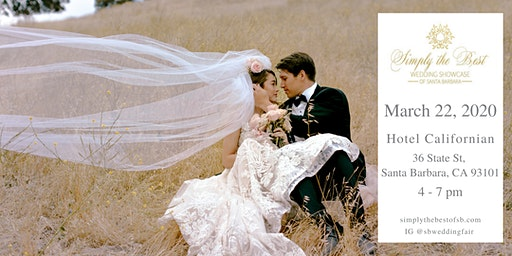Simply the Best of Santa Barbara Wedding Showcase 2020