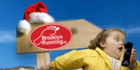 Brooklyn Running Co. Williamsburg Presents Jingle Bell Run With On-Running tickets
