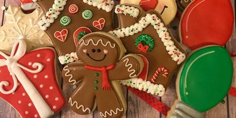 Adult Christmas Sugar Cookie Decorating Class tickets