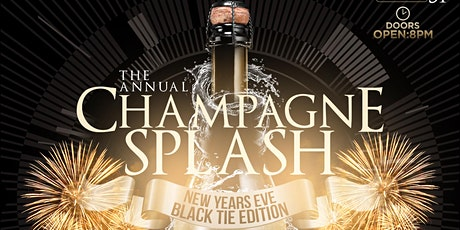 Smoove Events: Champagne Splash Black Tie New Years Eve Party W/Open Bar tickets
