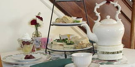 Holiday Tea for Two tickets