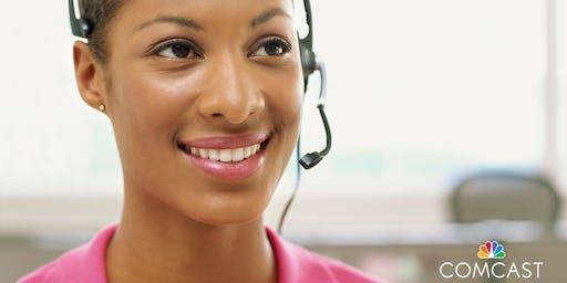 Comcast Bilingual Inbound Sales Hiring Event | Miramar 11/19 & 12/3