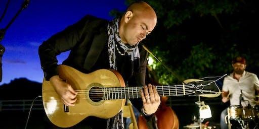 Omar Torrez intimate show and Fine Wine!