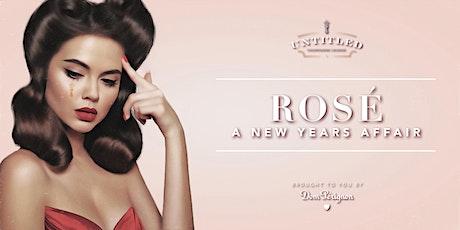 ROSÉ - A New Years Affair tickets
