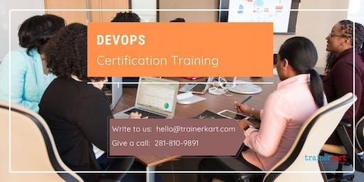 Devops 4 Days Classroom Training in  Revelstoke, BC
