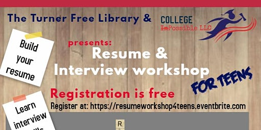Resume and Interview Workshop